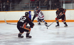 Coaldale Copperheads vs Bison