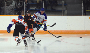 Coaldale Copperheads vs High River Flyers