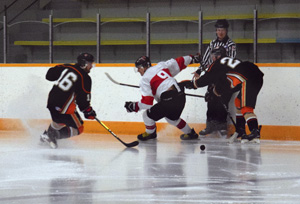 Copperheads vs Airdrie